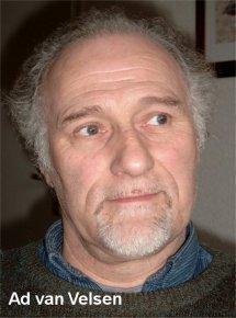 Ad van Velsen publiceert over zijn ervaringen met Justitie en politie. Het kostte hem 'n jaar gevangenis.