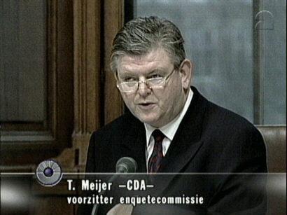 Samenvattingen en conclusies van de verhoren onder ede door voorzitter Th.Meijer