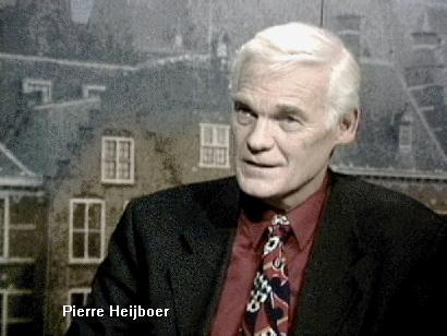 Dagboek van publicist Pierre Heijboer inzake de Bijlmer enquete