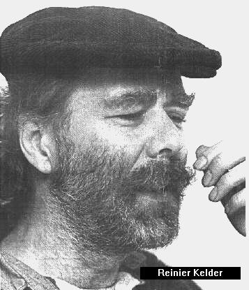 Reinier Kelder, beeldend kunstenaar