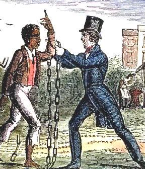 De slavernij is grondwetelijk afgeschaft
